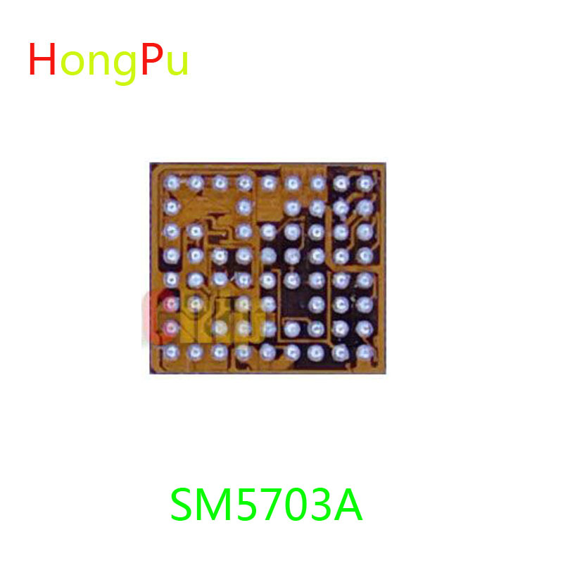 50pcs/lot For <font><b>samsung</b></font> A8 <font><b>A8000</b></font> J500F charging USB charging charger IC SM5703A image