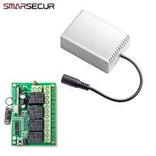 Smarsecur беспроводной пульт дистанционного управления умный