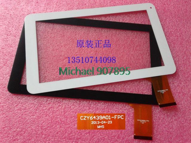 Al di fuori del 9 pollici touch screen capacitivo, schermo CZY6439A01-Fpc notando dimensione e il coloreAl di fuori del 9 pollici touch screen capacitivo, schermo CZY6439A01-Fpc notando dimensione e il colore
