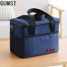 10L Insulated Cooler Box Picnic Bag Pouch Portable Handbag For Lady Thermal Bag Multifunction Lunch Box termica bag(China)