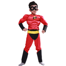 Muscle the costume clothing halloween costumes for kids boys Cosplay children girls avengers  Costume m xl free shipping children s halloween costumes harry potter costume boys magician costume kids cosplay