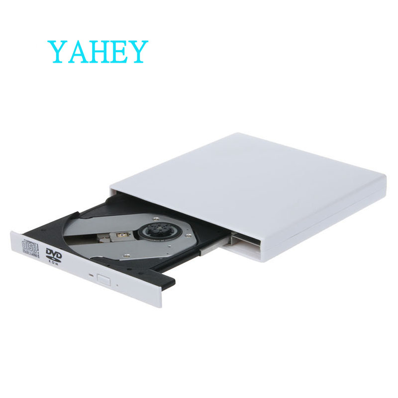 Portable USB 2.0 DVD Drive Combo CD RW Burner Writer ...