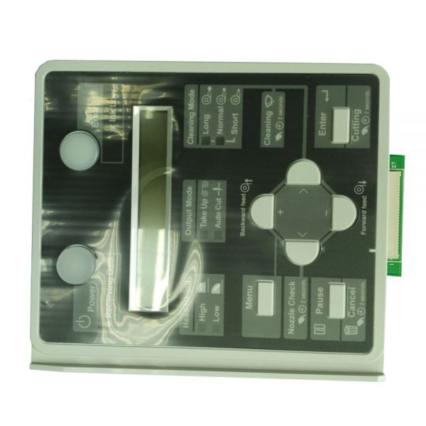 Original Mutoh VJ-1324 Panel Unit Assy - DG-42984 телевизоры led в vj bkfr