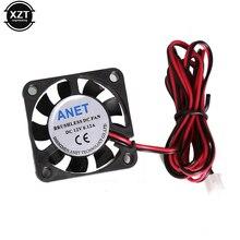 1Pcs Anet A8 A6 4010 Fan DC 12V 0.12A for 3D printer Graphic