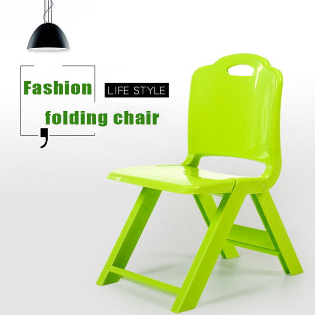 US $25.52 42% OFF|Creative Plastic Folding Children\'s Chair Organizer Multi  Function Home Living Room Bedroom Kindergarten Child Baby Safety Chair-in  ...