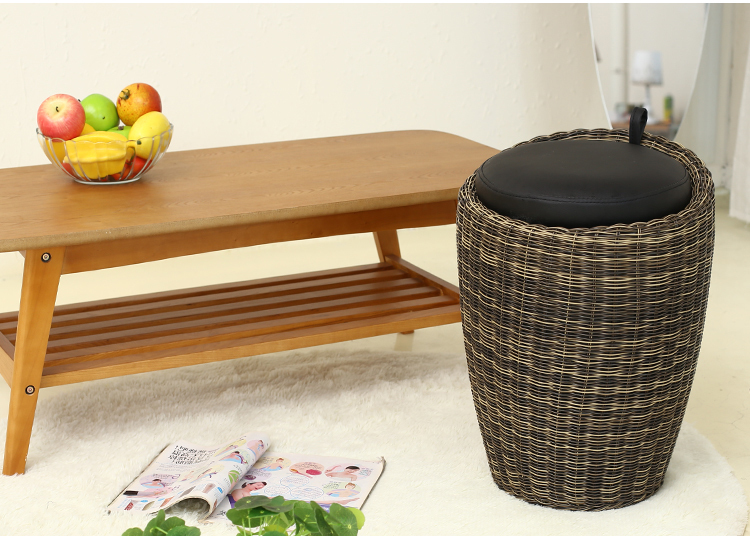 home decoration stool children toy game storage stool free shipping 80 5 x 40 x 40cm home foldable multifunctional storage stool folding stool holder organizer storage stool box black 22