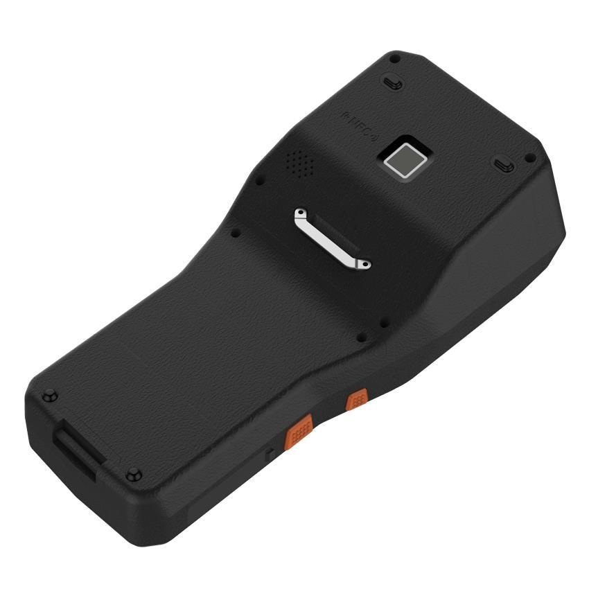 etiquetas com 1D 2D Barcode Scanner leitor RFID 4G comunicação