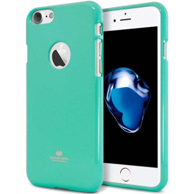new concept 41178 cbd00 US $4.99 |For iPhone 7 / Plus Pearl TPU Case, MERCURY GOOSPERY JELLY CASE  Bling Shining TPU Case for iPhone 7 /plus -in Fitted Cases from Cellphones  & ...