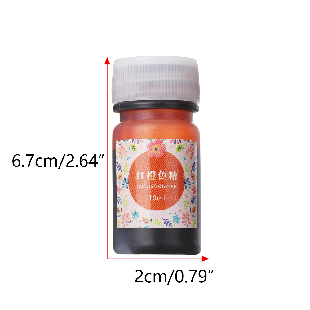 US $0 82 14% OFF 1pc 10g No Smell Epoxy Color UV Resin Coloring Dye  Colorant Resin Pigment Art Crafts mix DIY Art Crafts Resin pigment  supplies-in DIY