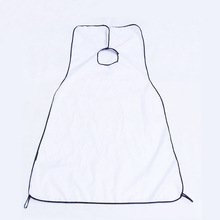 1pcs Man Bathroom Apron Male Beard Apron Shaving Aprons Beard Care Clean Catcher Waterproof Floral Cloth Cleaning Accessories