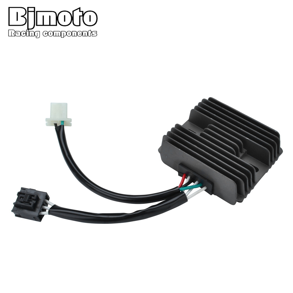 BJMOTO Motorcycle Voltage Regulator Rectifier For CF MOTO 500 CF500 500CC UTV ATV GO KART cf188 voltage regulator rectifier cf moto 500 cf500 500cc utv atv go kart 12v 0180 151000