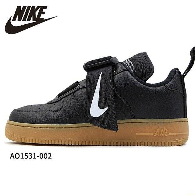 NIKE Air Force1 AF1 ORIGINAL Men Skateboarding Shoes Magnetic Function Shock-Absorbant Sneakers#AO1531