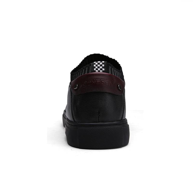 NINYOO Zapatos casuales de los nuevos hombres de la manera Zapatos de - Zapatos de hombre - foto 3