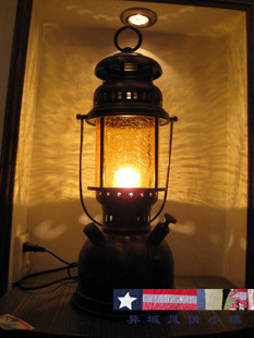 Fashion Vintage Old Fashioned Oil Lamp Table Lamp Chinese