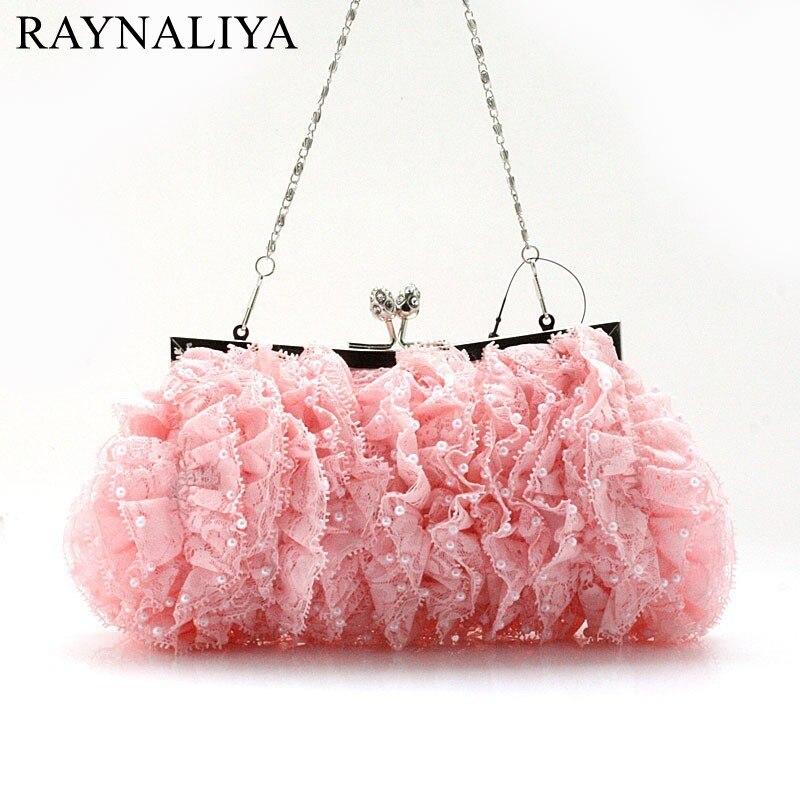 Women Cake Skirt Rhinestone Clutch Evening Bag Fashion Handbag Ladies Wedding Party Dinner Purse Bowknot Wallet SMYSFX-E0099