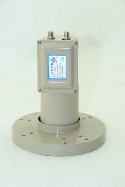 New Style C Band LNB Made in China for C Band Twin LNB