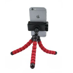 red Bendy Tripod with Rotatabl