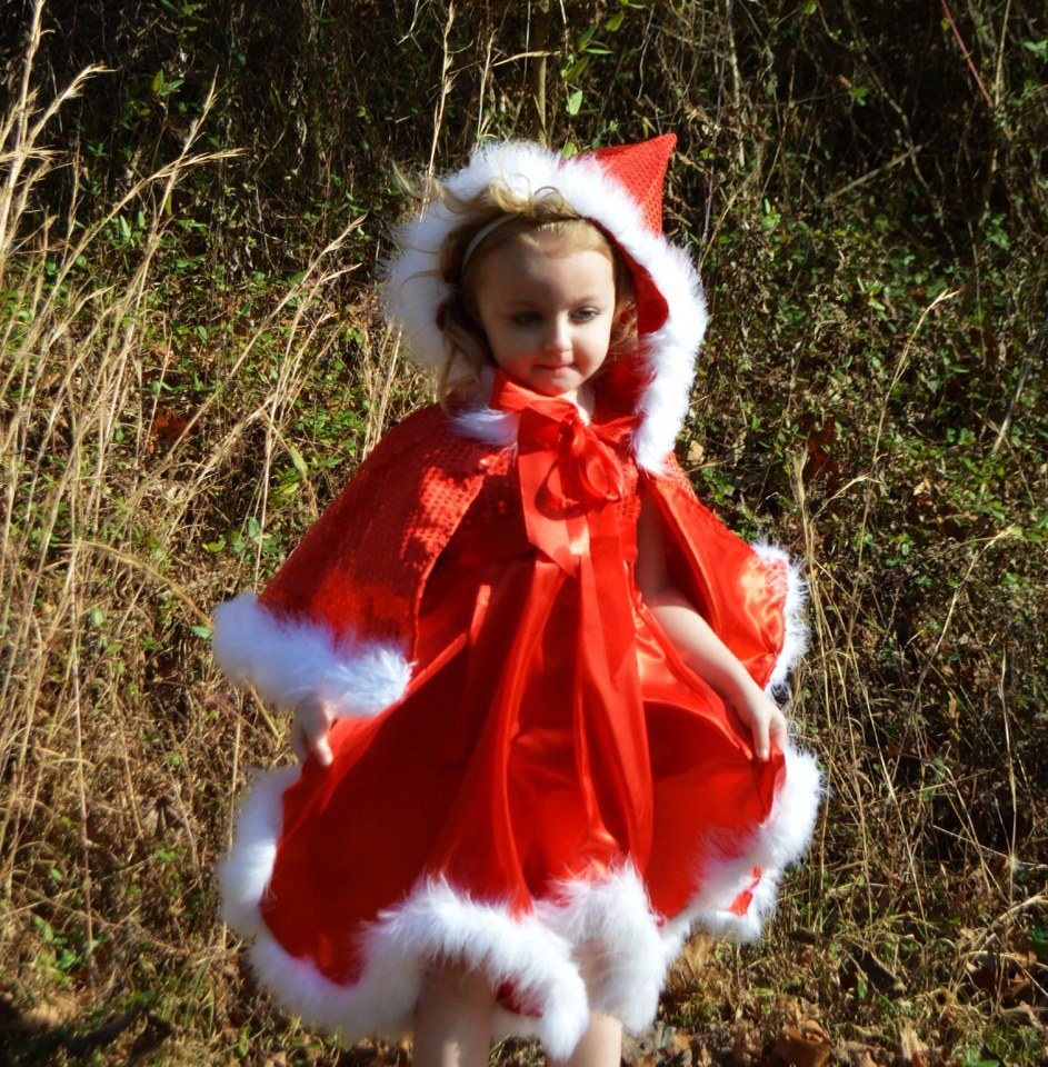 Christmas dress for baby - Aliexpress Com Buy Promotion Cute Baby Girl Christmas Dress Kid Girl Red Sequin Dress Hoodie Cape Children Xmas Dress Set Girls Party Dresses 1 6t From