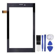 Nueva 7 pulgadas Sensor de Pantalla Táctil Negro para MT70326-V1 Tablet Cristal Digitalizador Reemplazo Envío Gratis