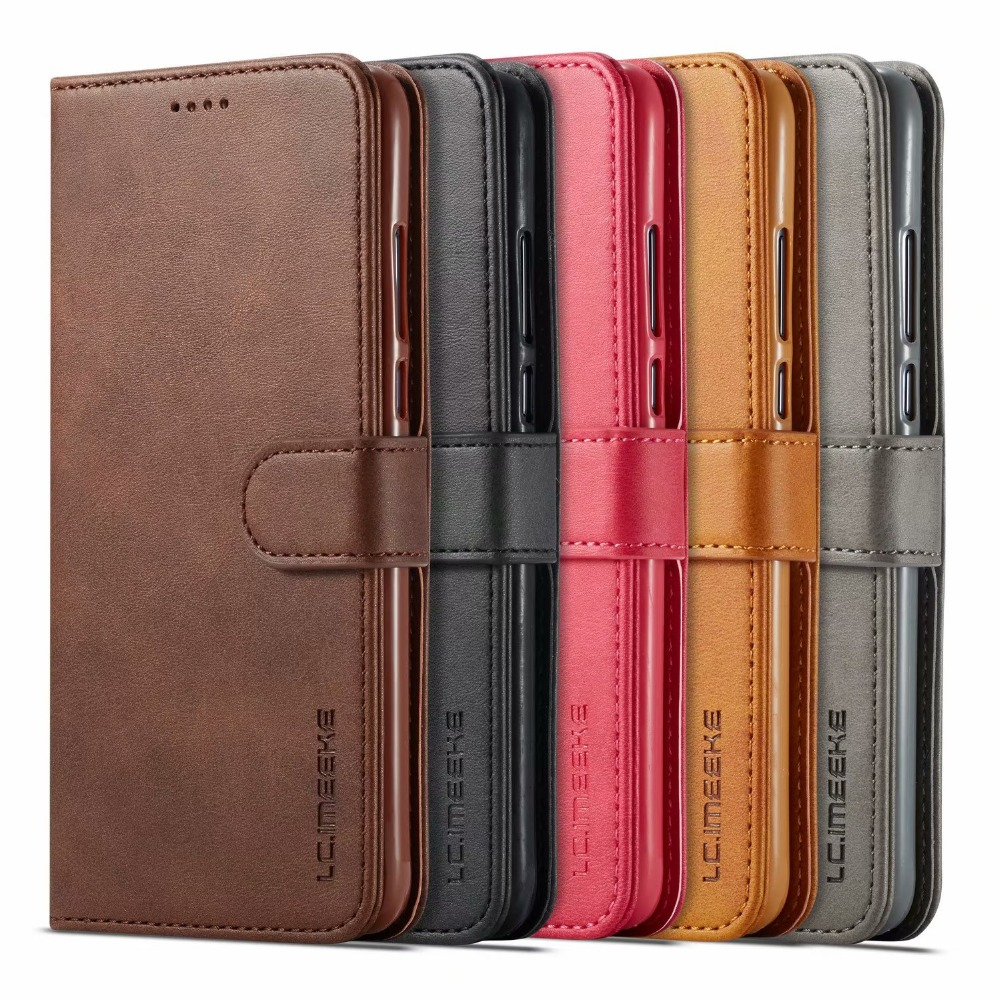 For Huawei P30 Pro PU Leather Case For Huawei Mate 20 10 Lite PRO Coque Flip wallet Case for Huawei P30 P20 P10 P9 Lite P20 Pro in Wallet Cases from Cellphones Telecommunications