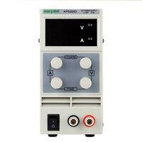 Mini DC Ajustável Fonte de Alimentação de laboratório mini tensão de alimentação regulador de tensão AC 110 V/220 V 50 /60Hz