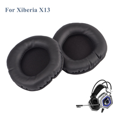Replacement Foam Ear Pads Cushions Cover for XIBERIA X13 Headphones Headset High Quality Black Earpads Cases