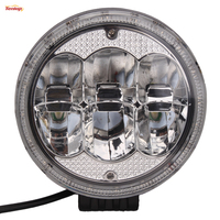 New 7 Inch Cree Round 60W LED Headlight Worklight For Jeep 4 4 SUV ATV Tractor