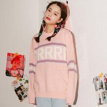 Korean Fashion Vintage Loose Sweaters