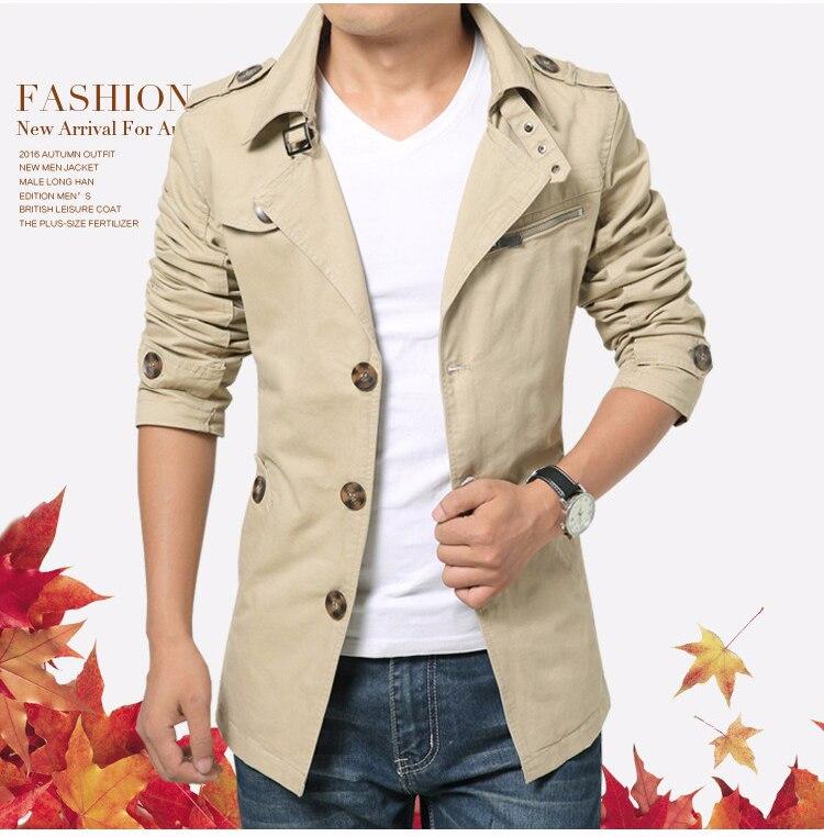 HTB1OgAdS4naK1RjSZFtq6zC2VXaE HCXY 2019 Autumn winter Fashion Men's Windbreaker warm Men Jackets thick Jacket Full cotton Plus velvet Coat Male 5XL