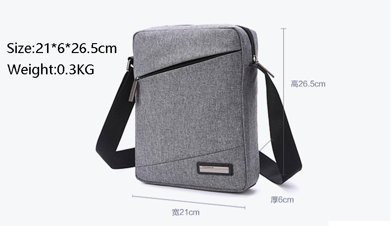 Tu-Guan Crossbody Business & Travel Messenger Bag - womens-canvas-backpacks, womens-bags, new-arrivals, mens-canvas-bags, mens-bags, google-feed-new
