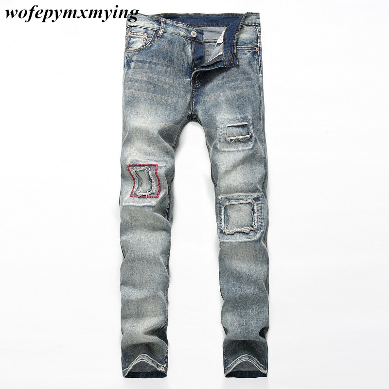 Compare Prices on Cheap Destroyed Jeans- Online Shopping/Buy Low ...
