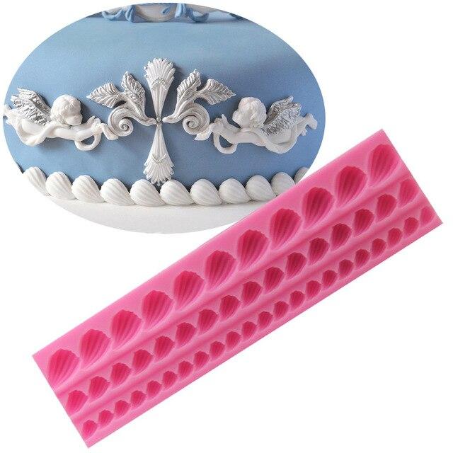Hohe qualität fondant silica gel trocken form shell umliegenden drei ...
