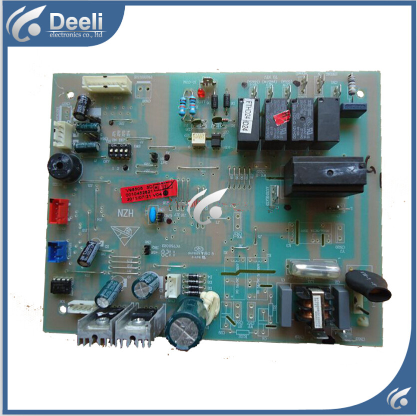 95% new good working for Haier commercial Air conditioning computer board 0010452621 KFR-120LW/6301 circuit board 95% new for haier refrigerator computer board circuit board bcd 198k 0064000619 driver board good working
