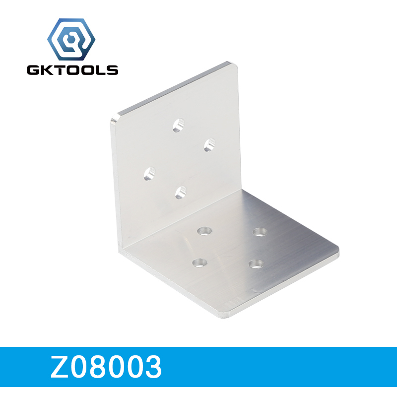 GKTOOLS, 2 Pieces/Lot Right Angle Reinforcing Plate, Z08003