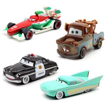 Disney Pixar New Cars 2 3 Fabulous Lighting McQueen Jackson Storm Cruz Ramirea 1:55 Diecast Metal Alloy Kids Christmas Toys