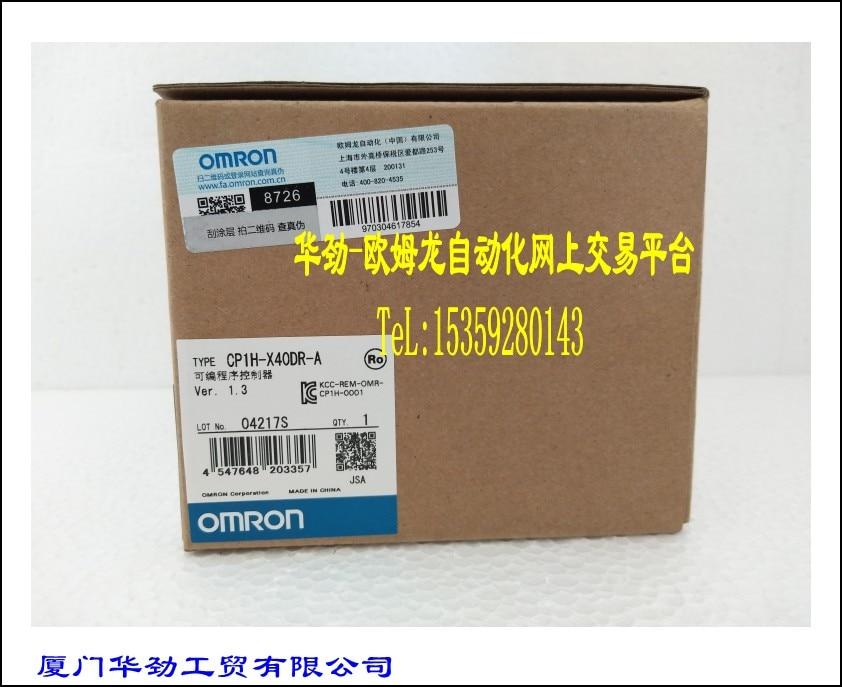 CP1H-X40DR-A   Programmable Controller Original Genuine New Spot