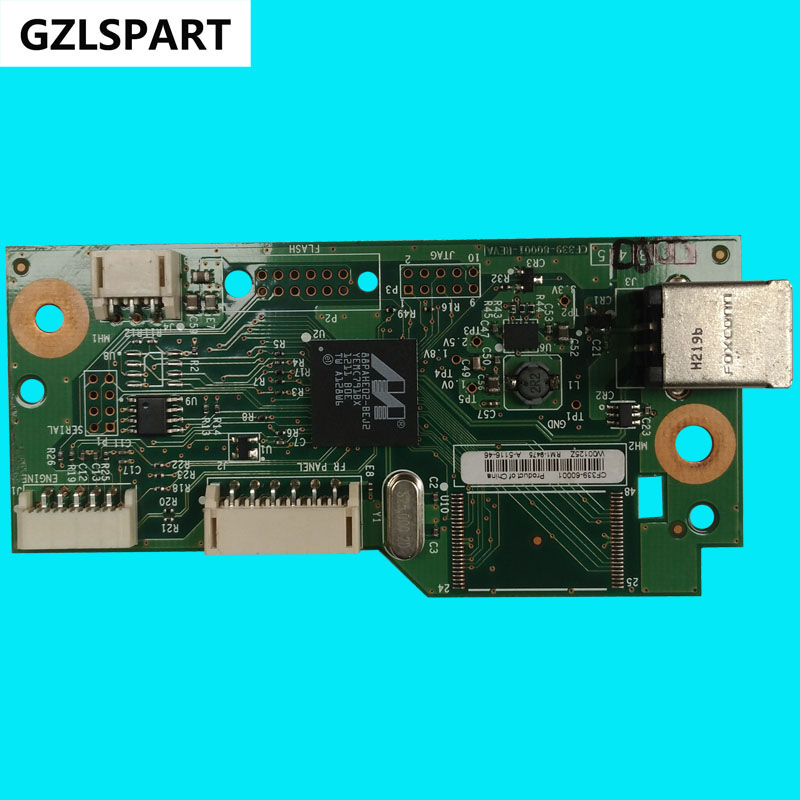 FORMATTER PCA ASSY Formatter Board logic Main Board MainBoard for hp HP LaserJet pro cp1025 1025 CF339-60001