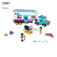 10561 Friends Heartlake Pet Hospital Building Blocks Sets Diy Bricks Christmas Gifts Toy Compatible 41125 Friend
