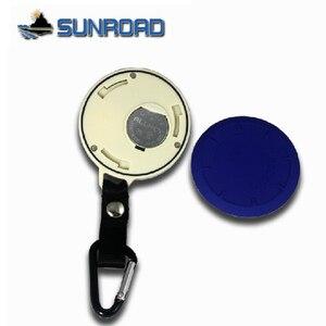 Image 3 - Sunroad SR204 متعددة الوظائف LCD صغيرة الرقمية الصيد بارومتر مقياس الارتفاع ميزان الحرارة مقاوم للماء