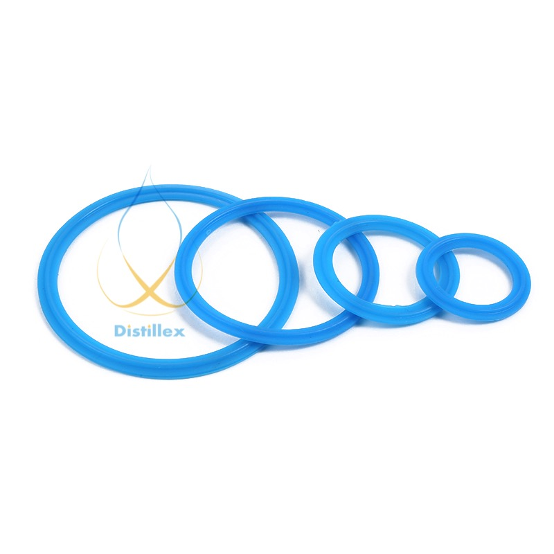 3/4-8 (19-204mm) Tri-clamp Silicone seal strip seal, gasket seal сил seal seal seal ii soul 3 cd
