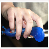 Violin Bow Grip Partner Violino Hold Accessories Teaching Aid For Beginner