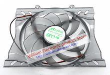 Original ga92s2h dc12v 0.35a pla09215d12m 2 linhas para placas gráficas ventilador de refrigeração