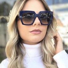 1582507e0aed13 ROSANNA Femmes Cat Eye lunettes de Soleil 2018 Marque Designer Vintage  Surdimensionné noir Rose Épais Cadre Cat Eye Lunettes de .