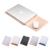 Para xiaomi retina air 13.3 12.5 saco de luxo à prova d' água anti scratch sacos de laptop de couro pu para xiaomi macbook ar 13.3 12.5 polegada