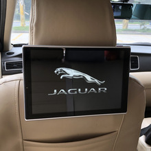 11.8 Inch Car Android 7.1 Headrest Monitor Support Bluetooth Wifi USB AV FM For Jaguar F-PACE F-Type S-Type X-Type X XF XJ XK