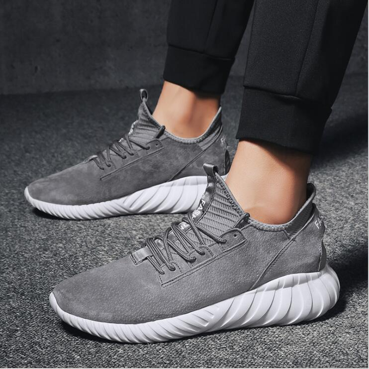 2018 autumn Men women Running <font><b>Shoes</b></font> Ultra-light Damping Sneakers Outdoor Brand Air <font><b>Boost</b></font> <font><b>350</b></font> Man Walking Sports <font><b>Shoes</b></font> image