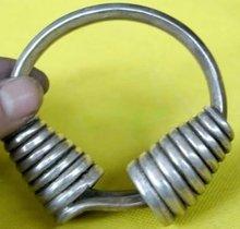 Необычные Ювелирные Изделия Тибетского серебра мужские ювелирные изделия браслет