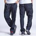 Grandwish 2017 nuevo exterior mens pantalones de ejercicio rápidamente seco hombres activo pantalones hombres pantalones tallas grandes 3xl física, PA094