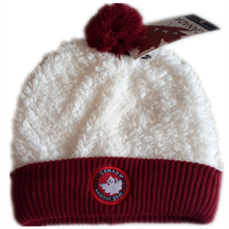Detail Feedback Questions about New Cartoon Anime Fleece knitting Canada  Maple Leaf Cap Beanies Cosplay Autumn Winter Soft Plush Warm Hat for Kid  Adult with ... 72a80c4f6e1b
