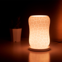 BB SPEAKER 3d led night light lamp usb holiday White/Warm
